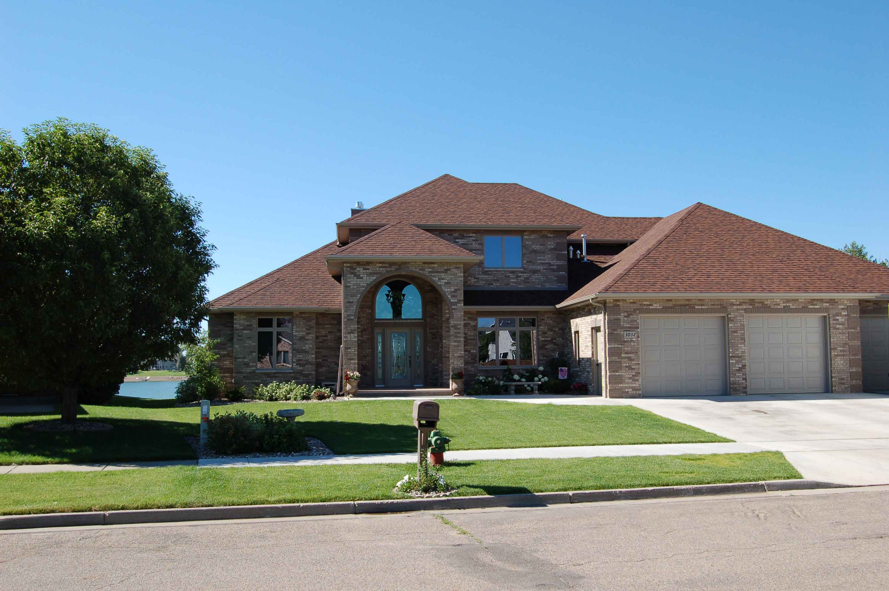 custom home in Mandan, ND